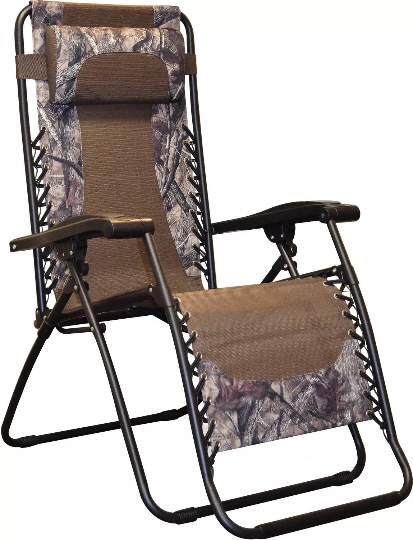 Caravan Sports Camo Infinity Zero Gravity Chair  DICKS