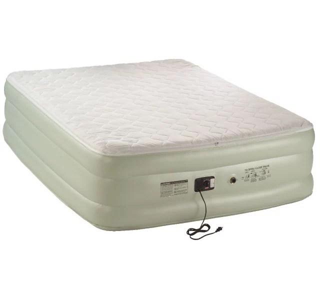 Coleman Queen Size Double High QuickBed Pillow Top Air Mattress  DICKS Sporting Goods