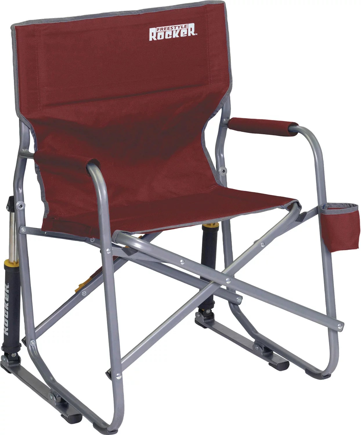 ice fishing lawn chair small desk without arms gci outdoor freestyle rocker dick s sporting goods noimagefound