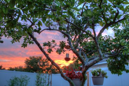 And a nice sunset (hdr practice)