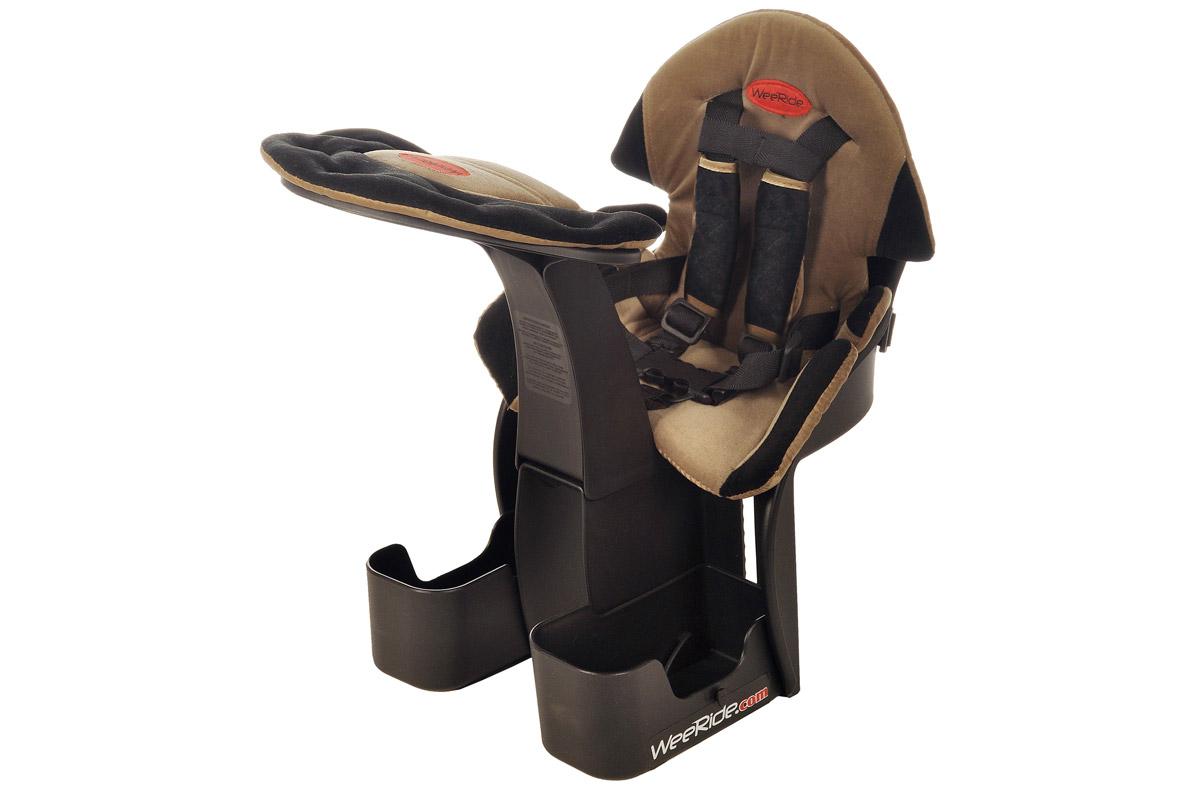 Regaladorcom  Weeride la mejor silla para llevar a los nios en bici