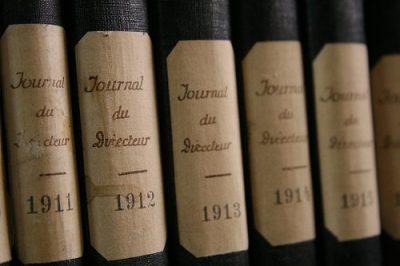 Book on Shelves