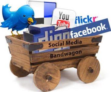 marketing blog through social-media