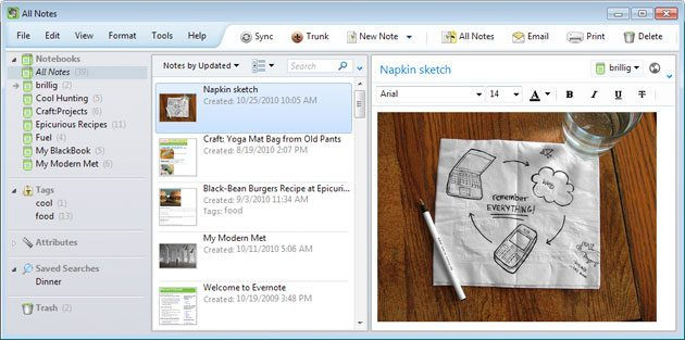 evernote boost your productivity