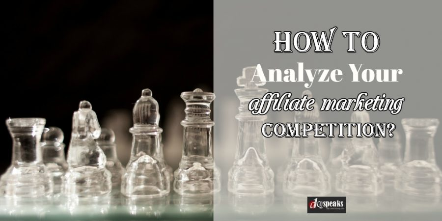 affiliate marketing competition