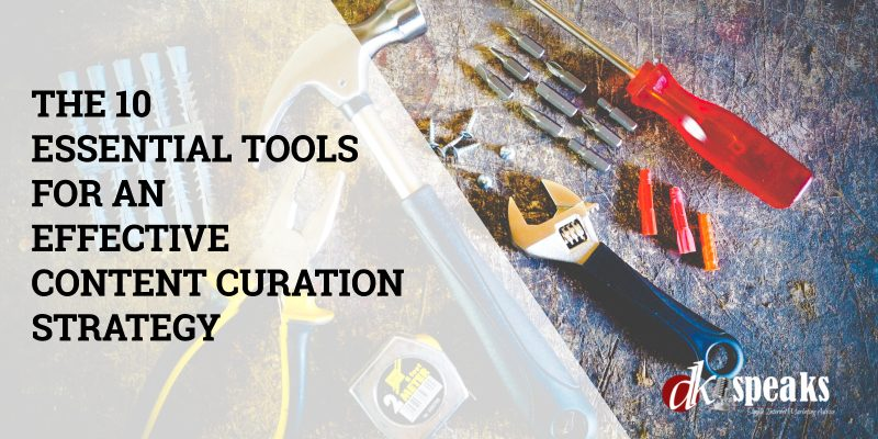 tools for content curation