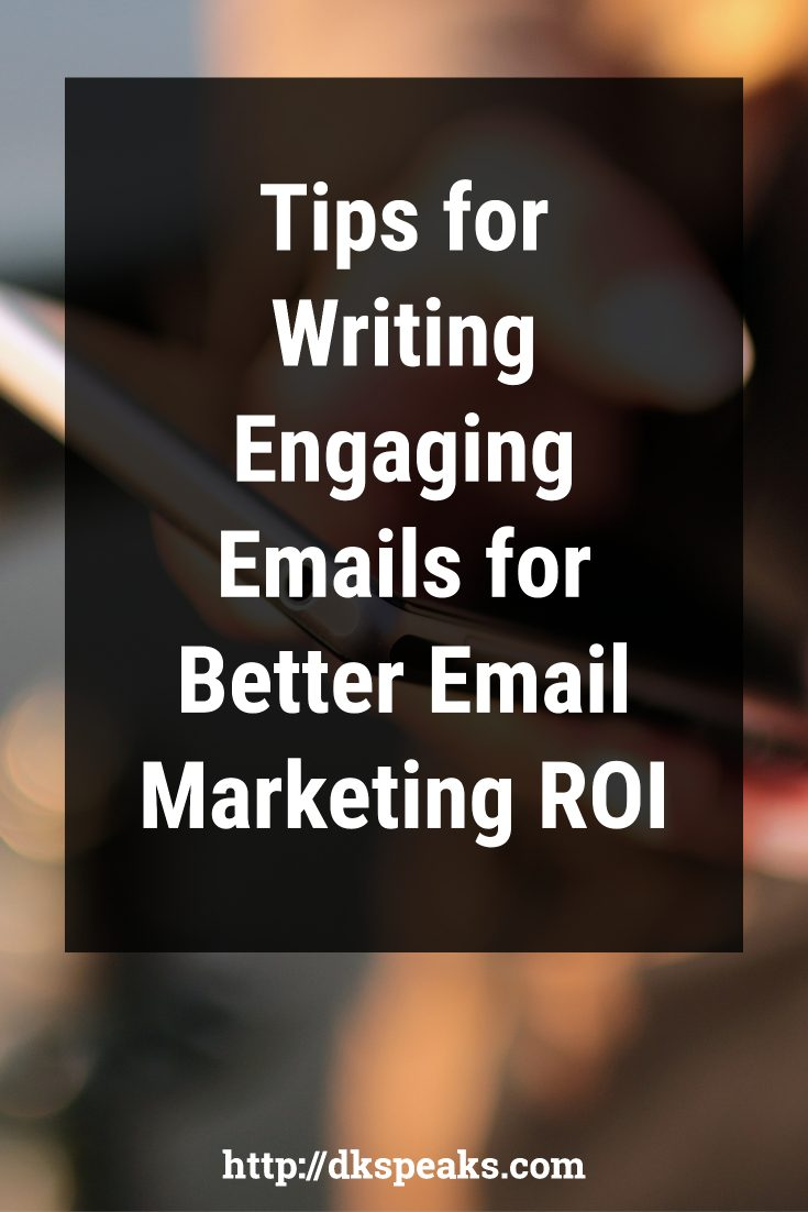 writing engaging emails