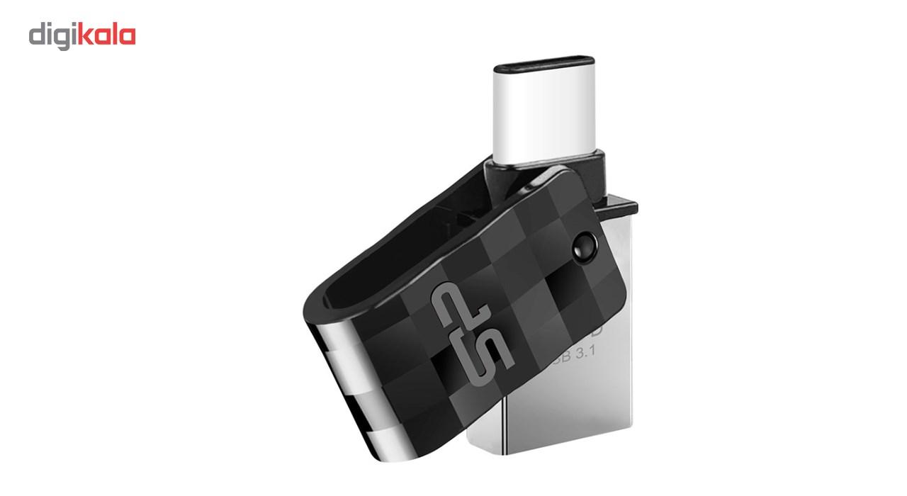 مشخصات، قیمت و خرید فلش مموری OTG سیلیکون پاور مدل Mobile C31 ظرفیت 64 گیگابایت | دیجی ...