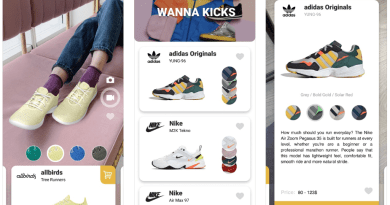 wanna kicks android, wanna kicks app android, wanna kicks - explore new sneakers in ar, augmented reality, ar, shoes, Shoes Try-On Augmented Reality Camera App