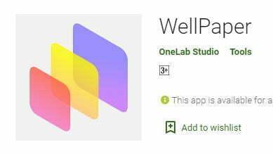 oneplus wellpaper