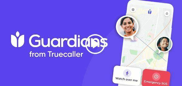 Truecaller Guardians App