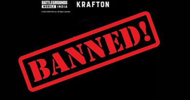 BGMI Account Ban