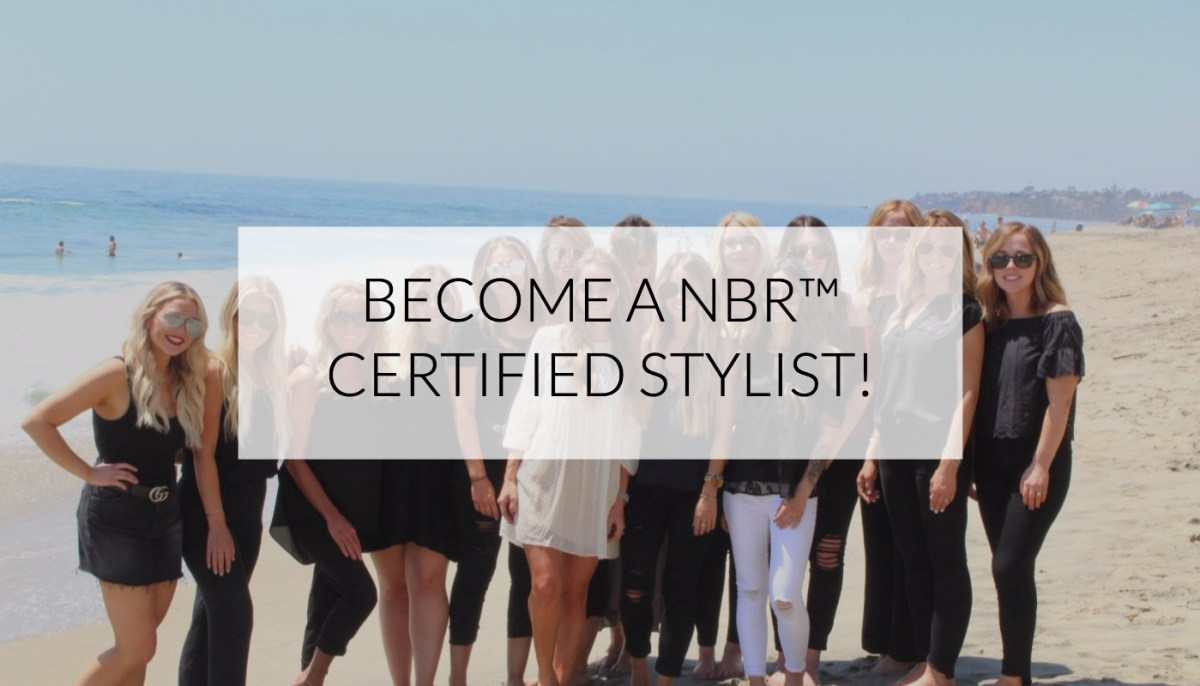 Become a Natural Beaded Rows™ Certified Hair Stylist!