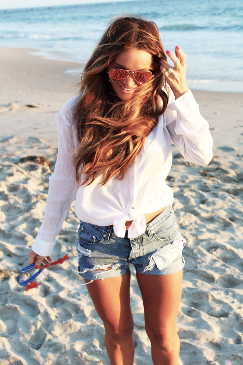 DKW Styling Beach Day Hair Care Tips