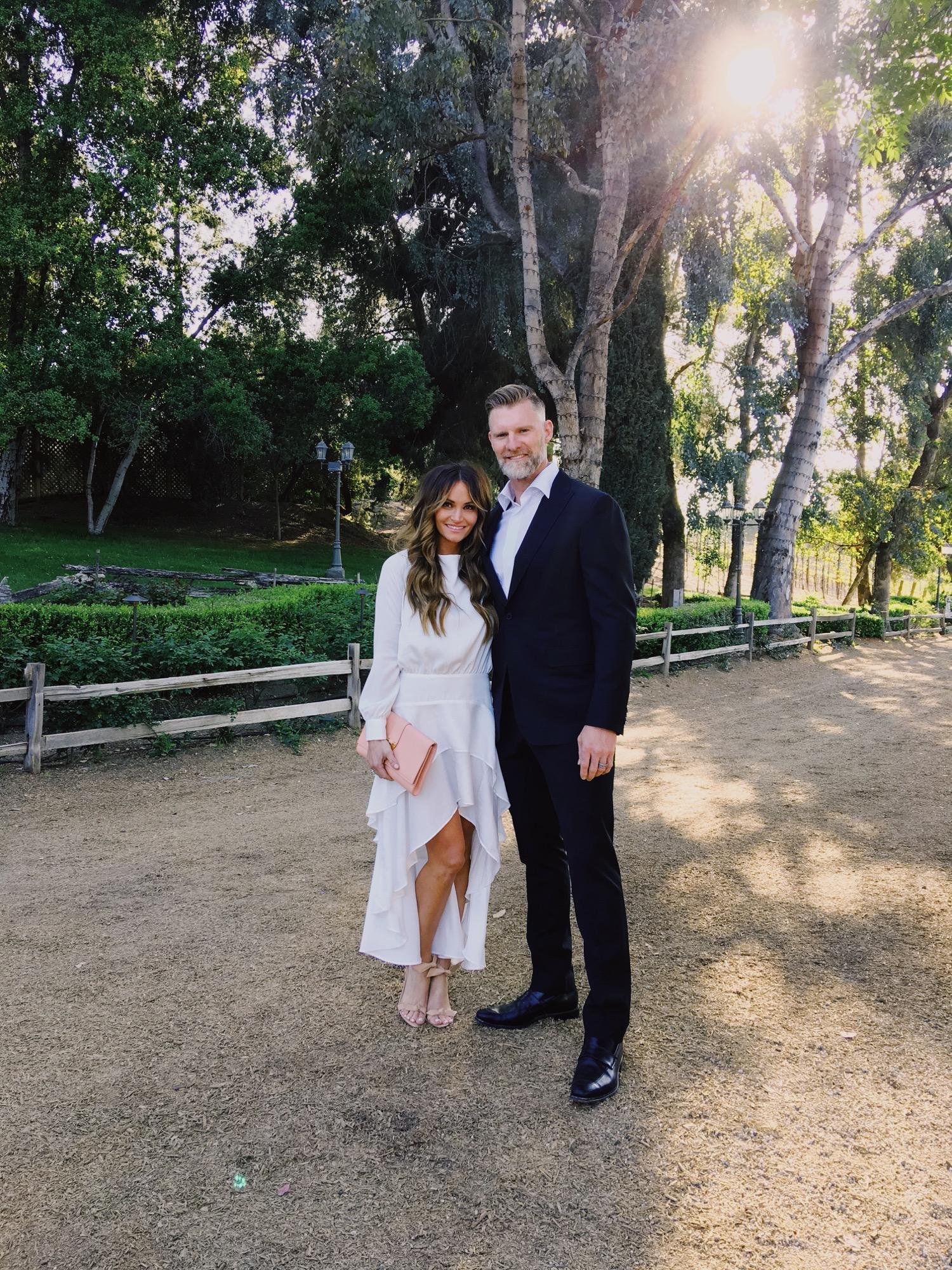 Danielle K. White & Garrett J. White