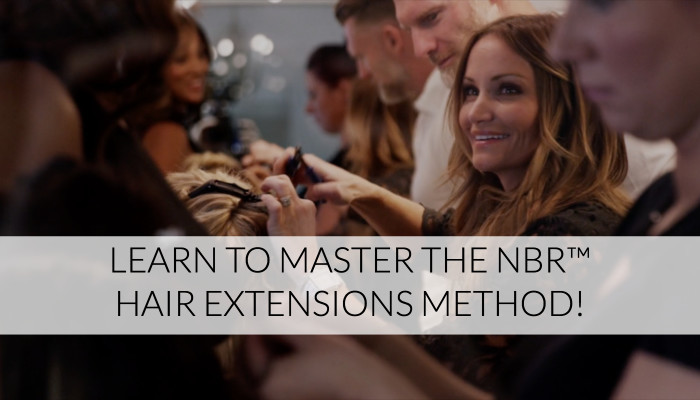 Learn to Master the NBR Hair Extension Method