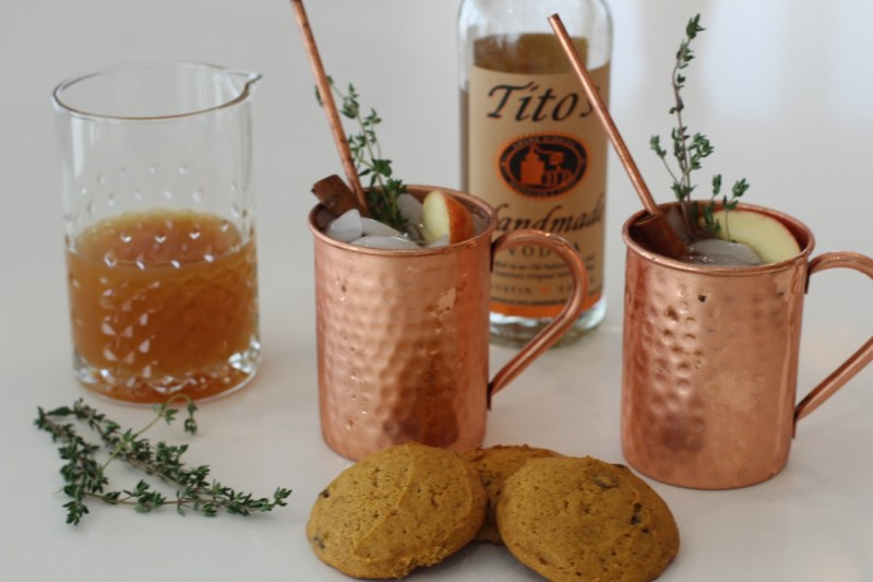 Val's Famous Fall Mule