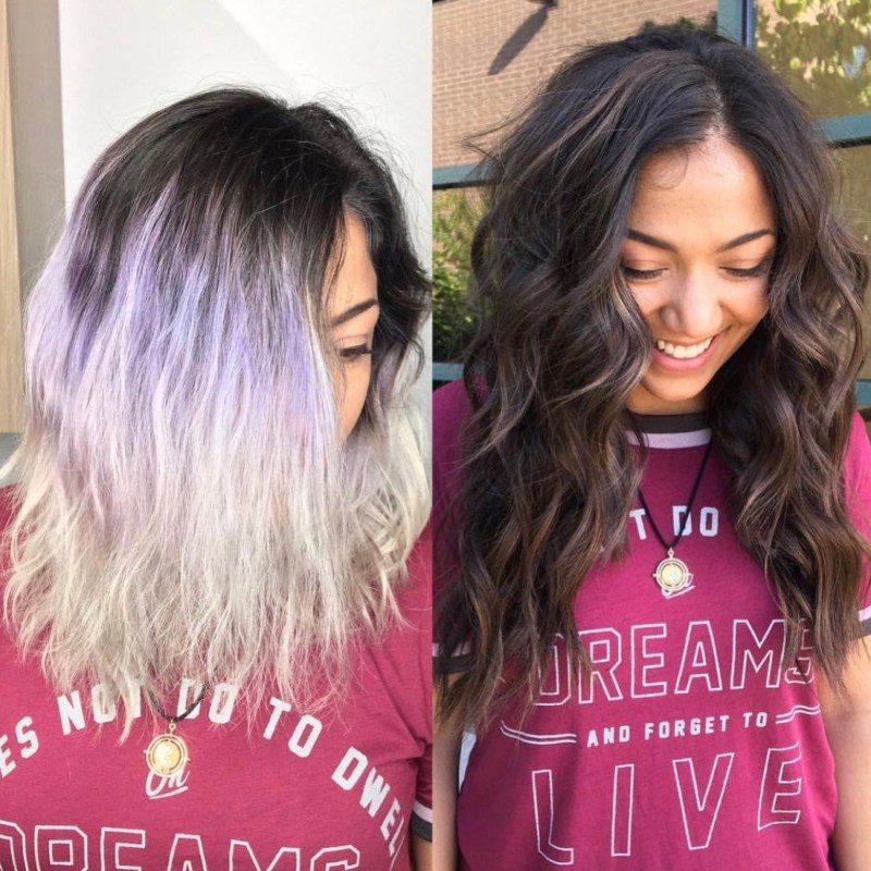 Natural Beaded Rows Hair Extensions
