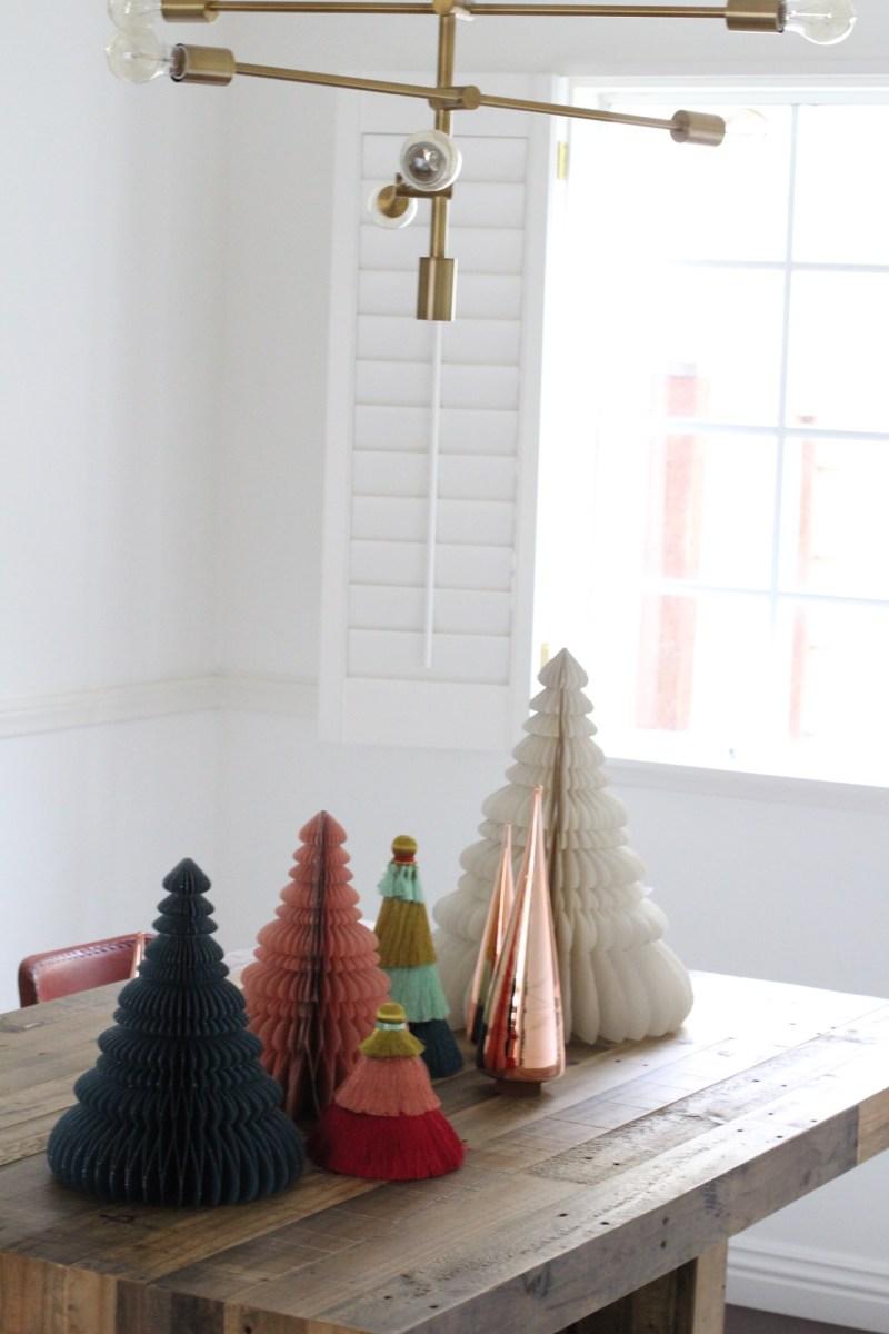 Christmas Decorations - Christmas Table