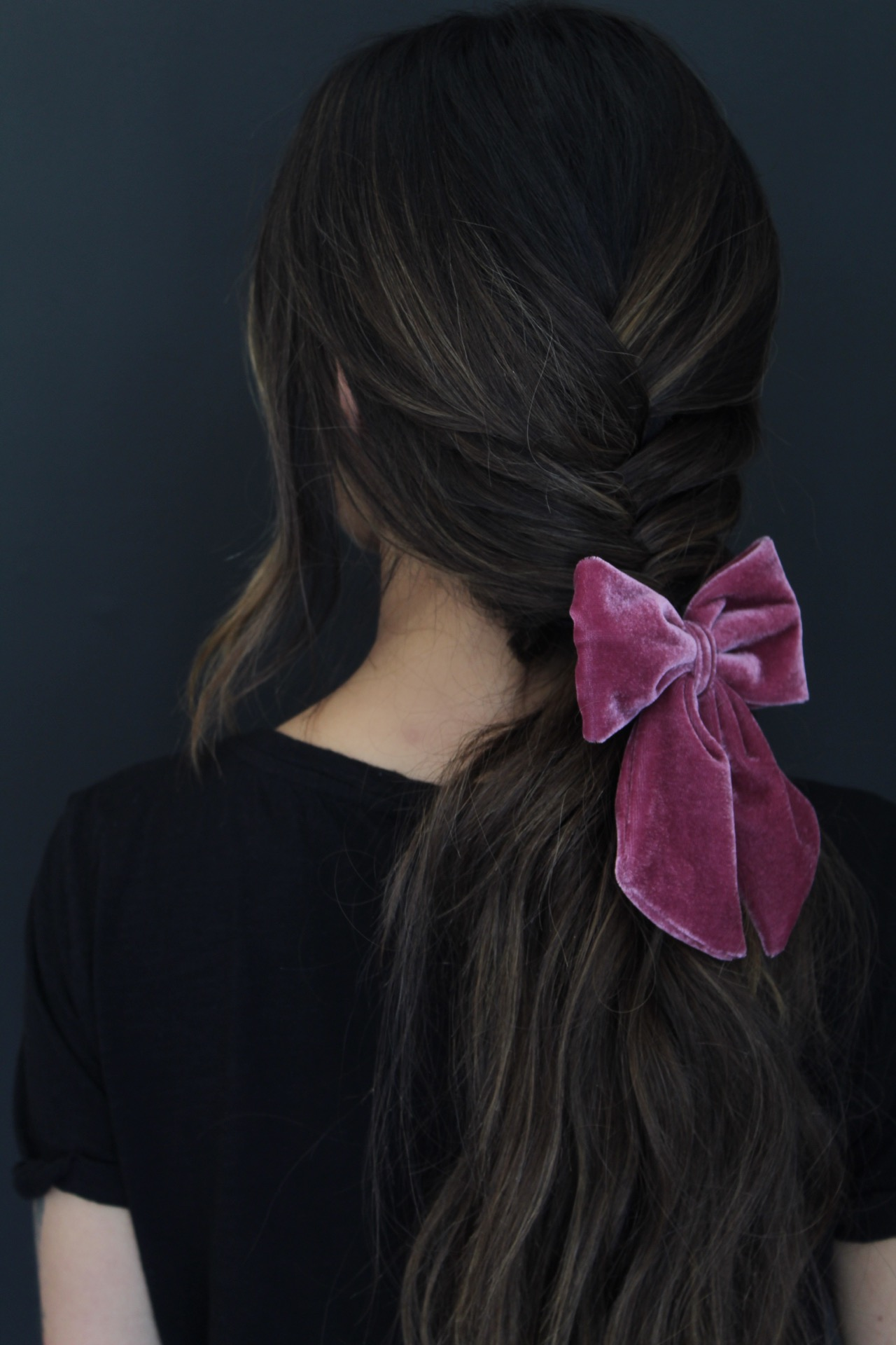 Hair Accessories - Holiday Updo