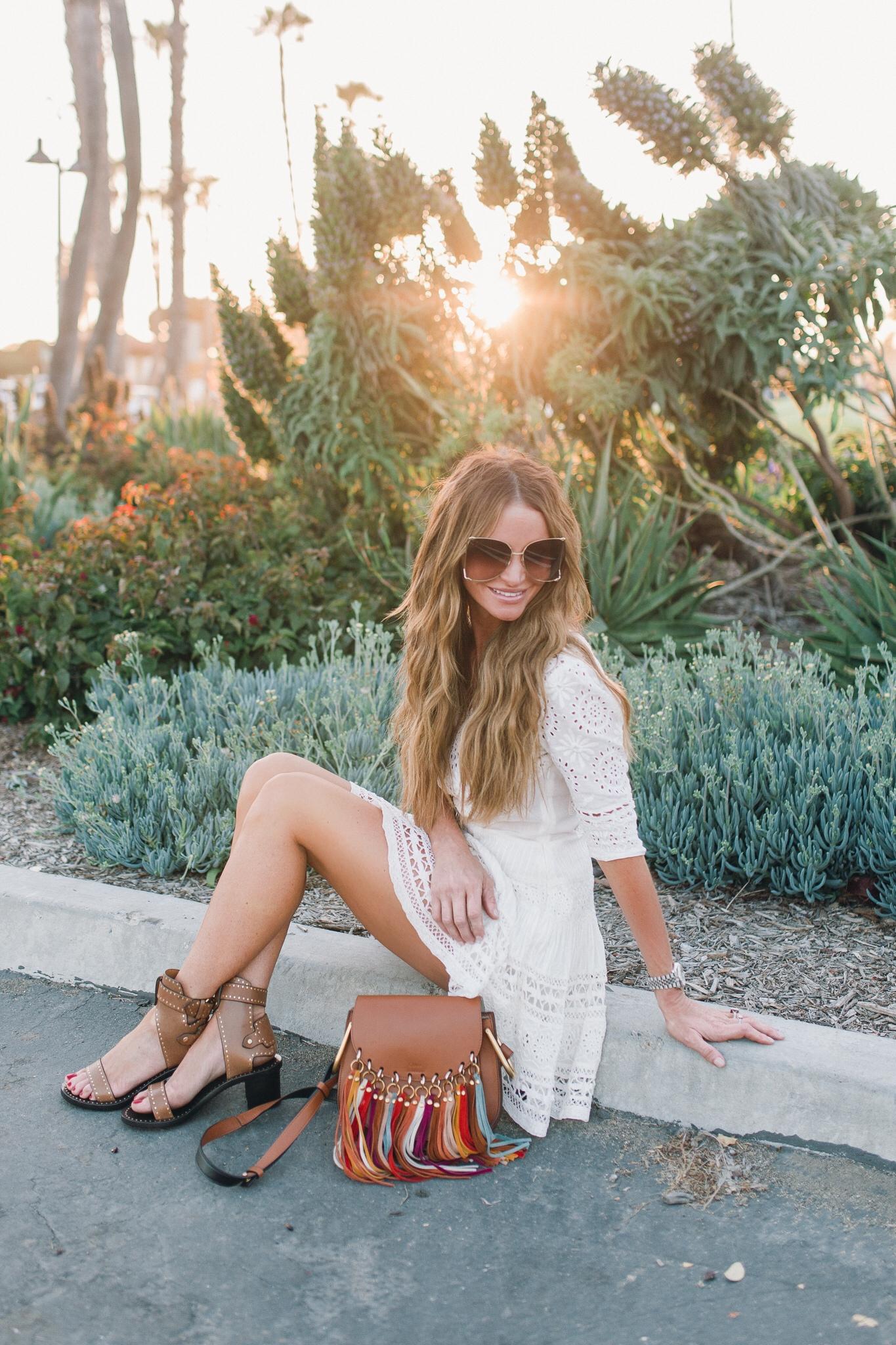 Summer Dresses 2018 - LOVESHACKFANCY Mini Dress - DKW Fashion