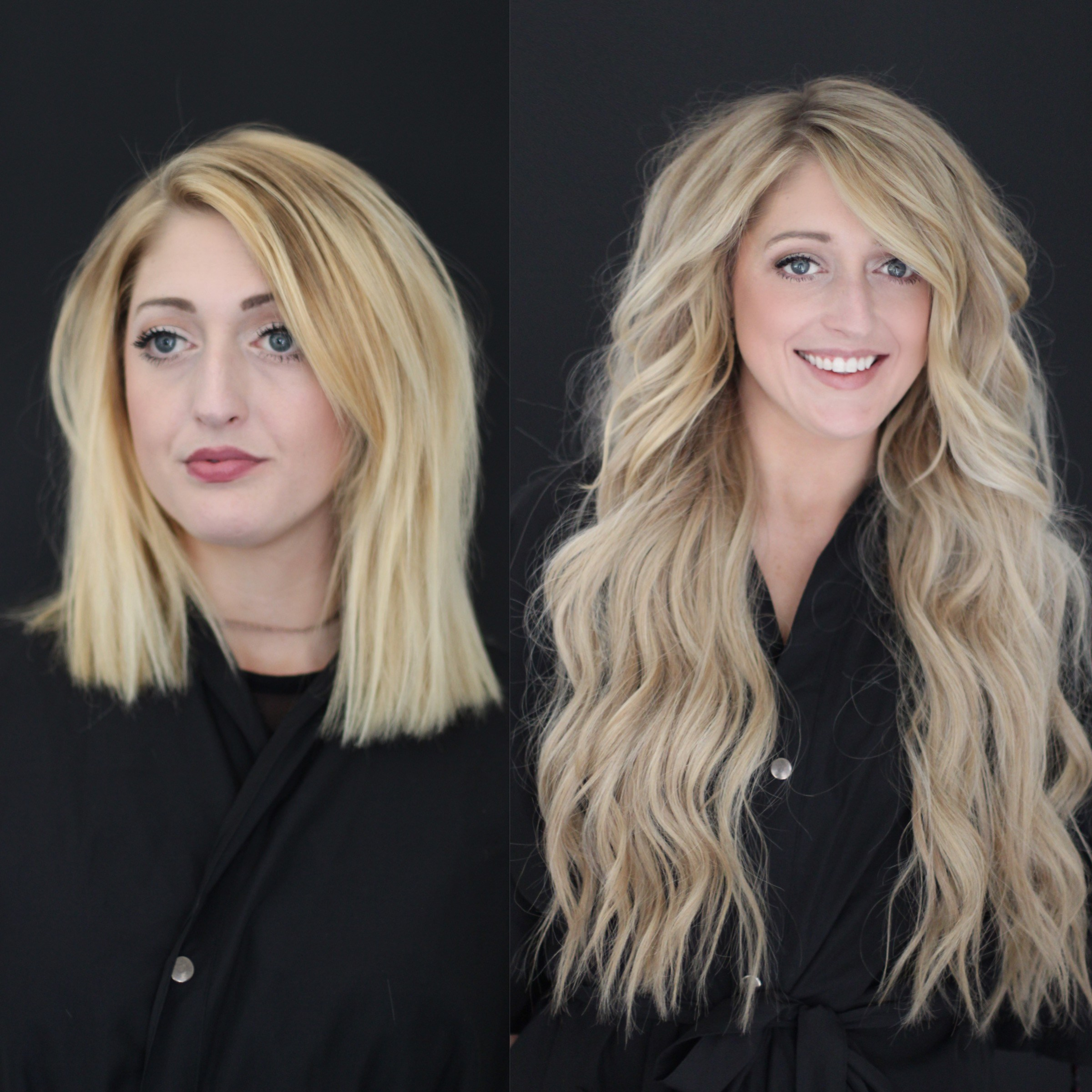 NBR by DKW Styling - Natural Beaded Rows - All the Blonde Envy