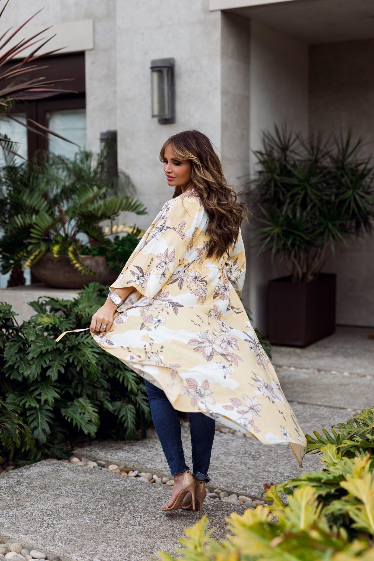 #DKW-Fashion - Kimono Style