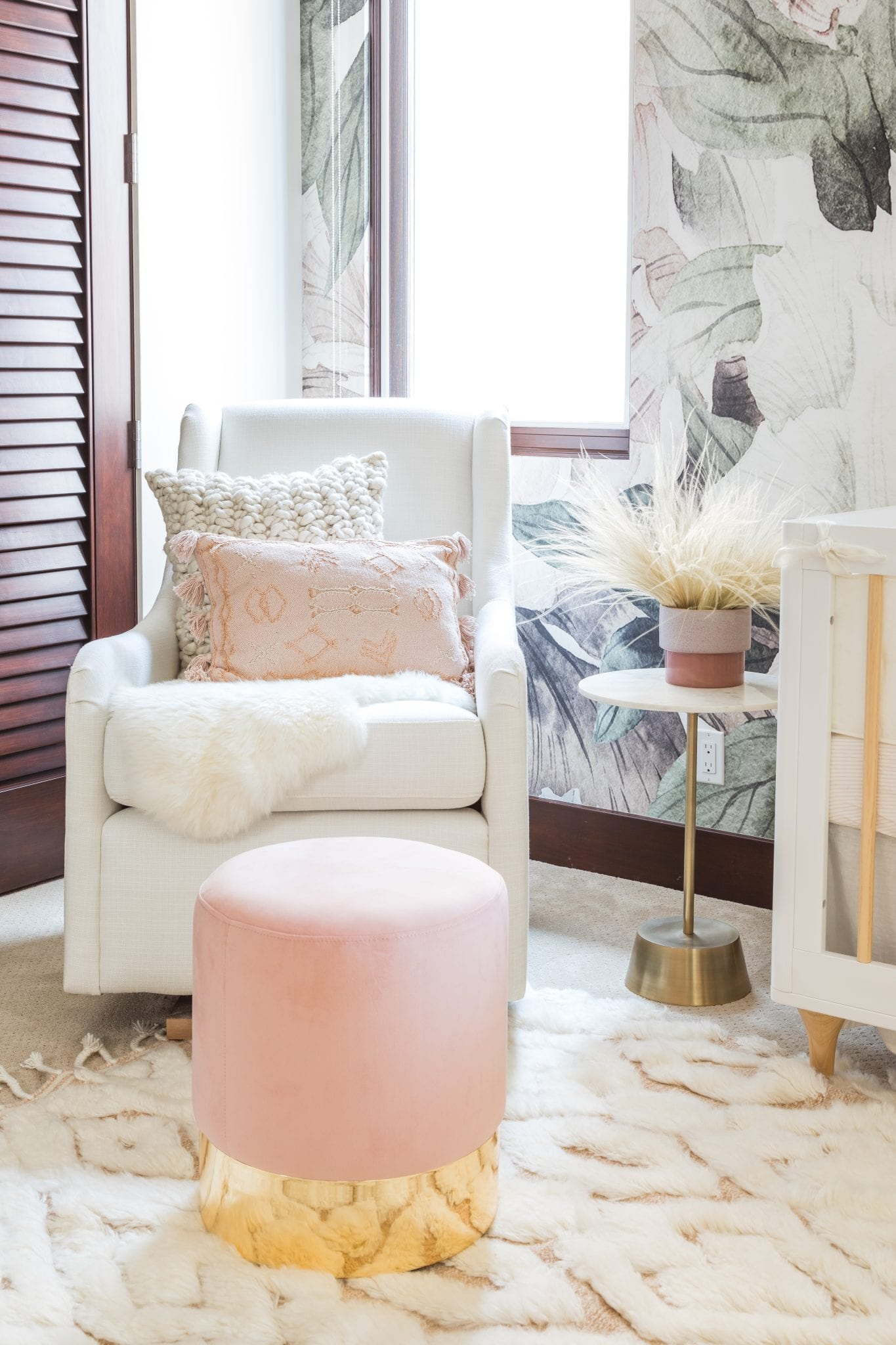 Nursery with Becki Owens - DKW Styling