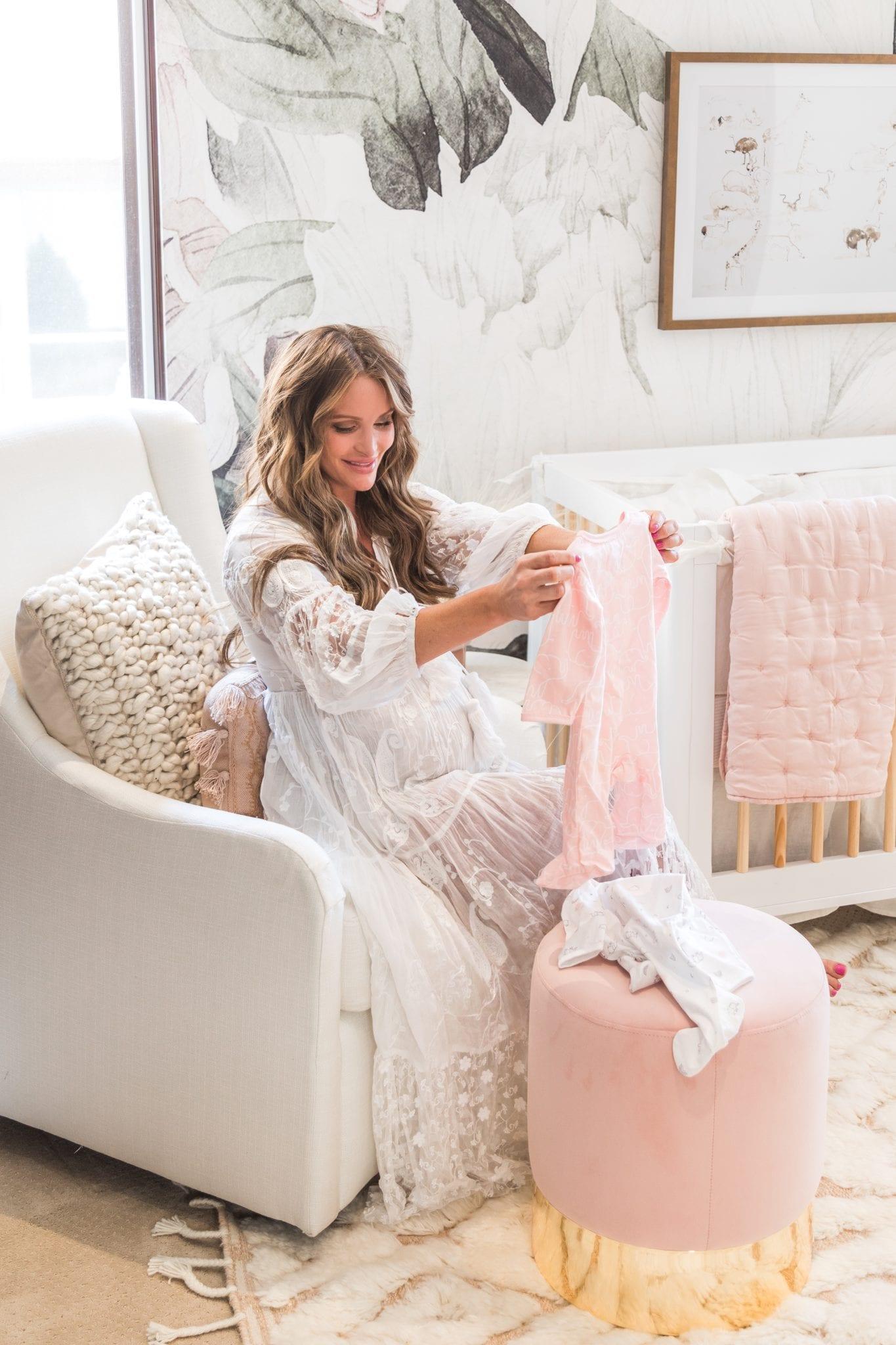 Danielle K White - Nursery Interior
