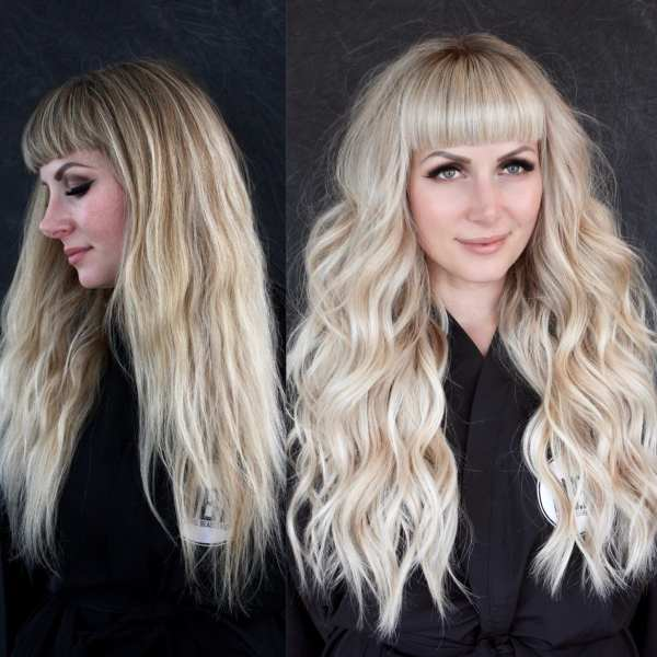 Natural Beaded Rows ® Hand Tied Hair Extensions by DKW Styling