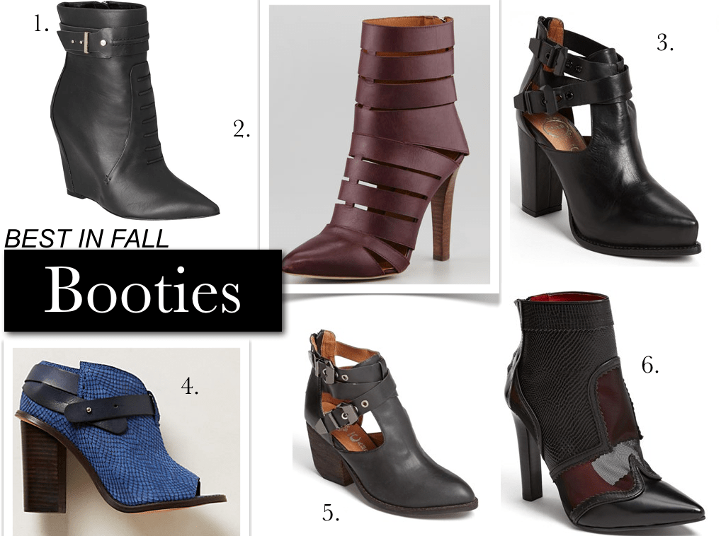 DKW PICKS BOOTIES