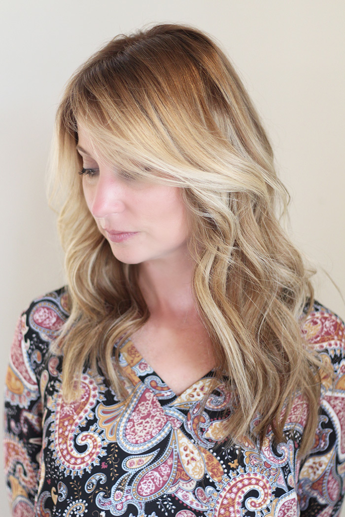 Extensions for fine hair | DKW Styling