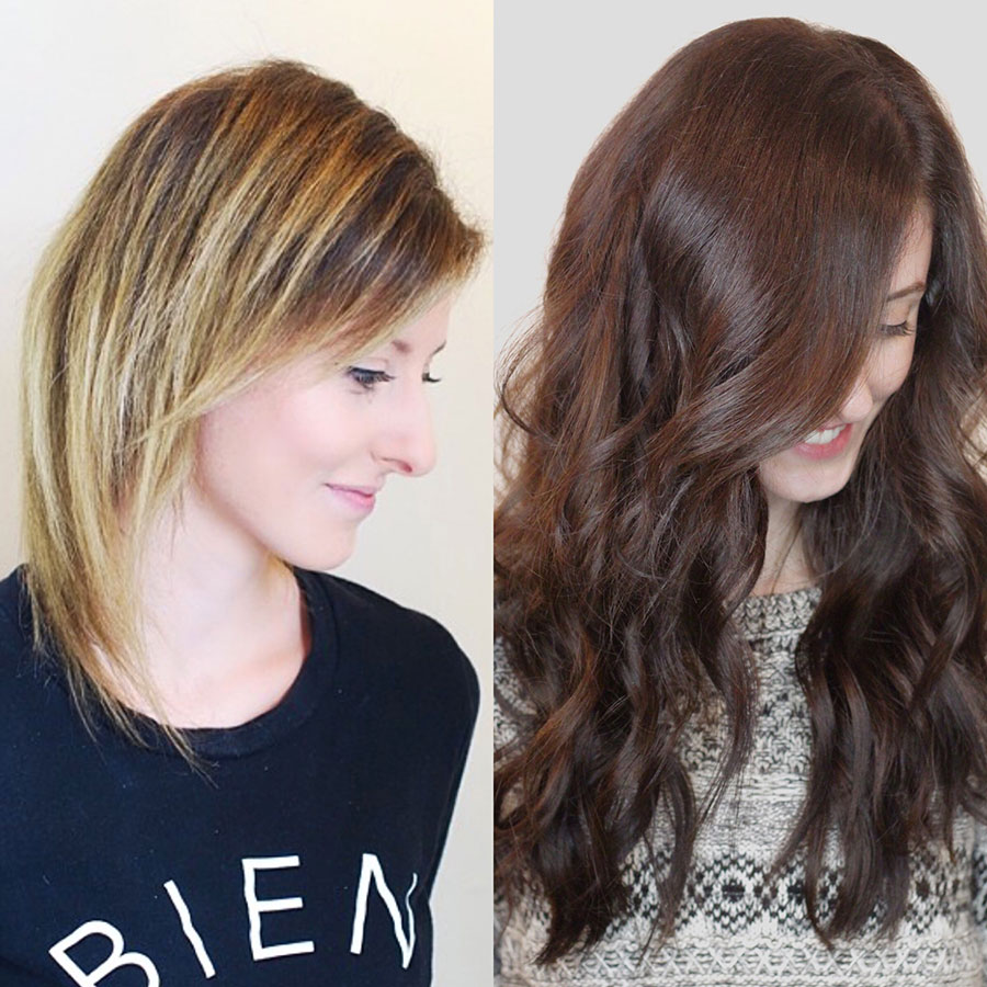 Are All Hair Extensions Damaging Dkw Styling