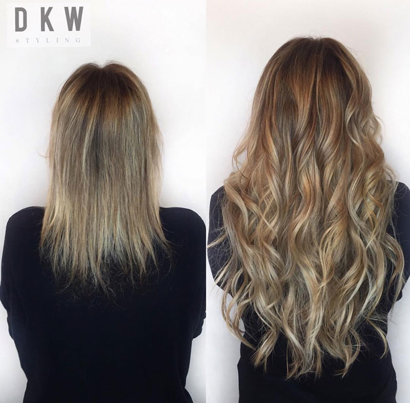 Nbr Hair Extensions Education And Classes Dkw Styling