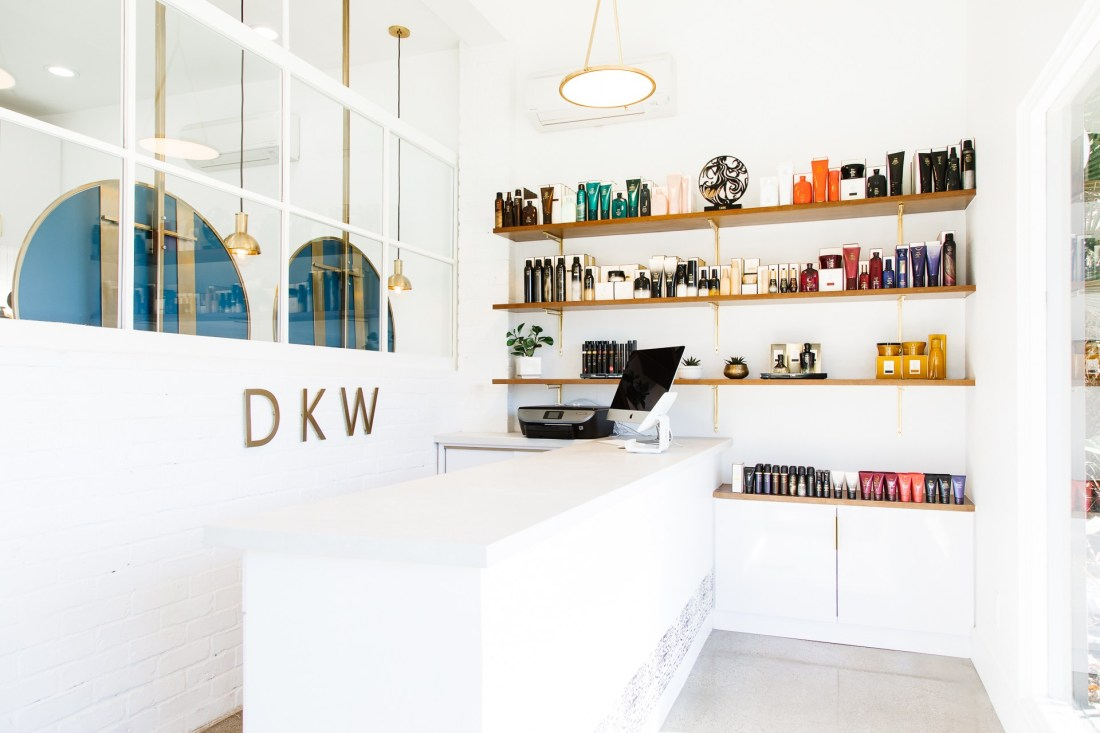 DKW Styling Salon 2019 - Natural Beaded Rows