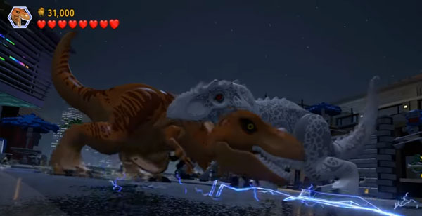 LEGO Jurassic World APK + Mod + OBB 1.08.1 - Download Free for Android
