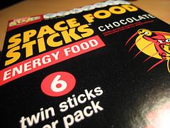 Old Skool Space Food Sticks... Yum