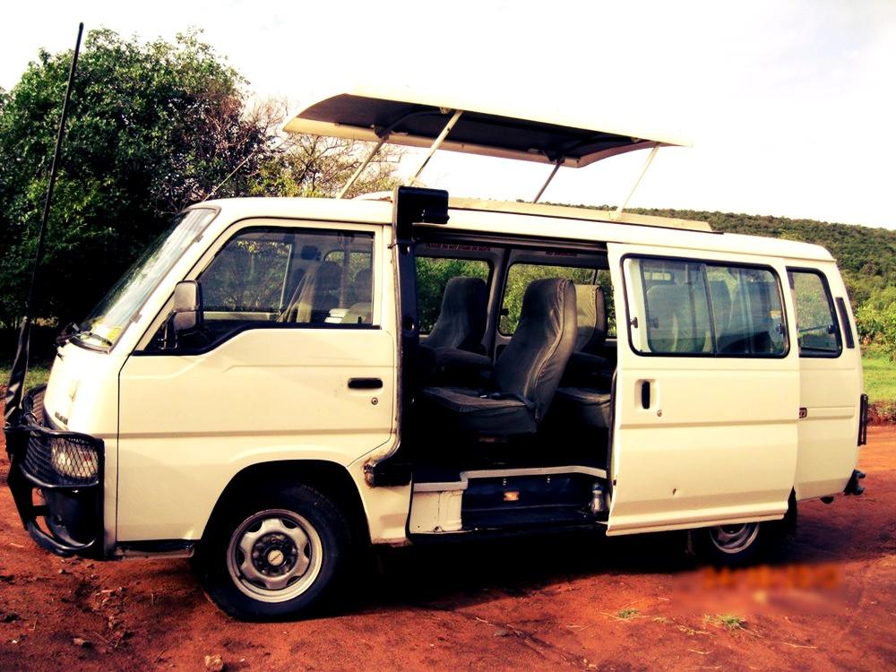 Podróż Życia, Kenia, safaribus