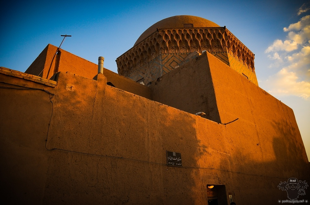 Podróż Życia, Iran, Jazd, Alexander's Prison