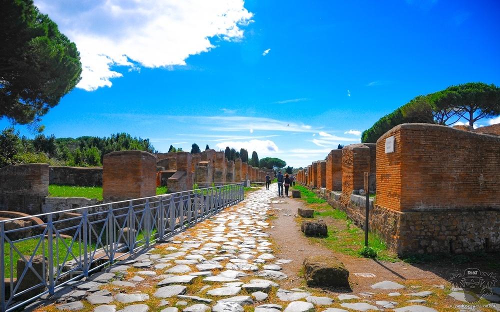 Podróż Życia, Rzym, Ostia