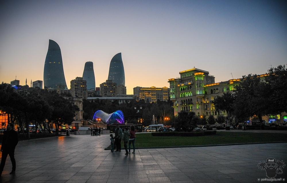 Podróż Życia, Azerbejdżan, Baku