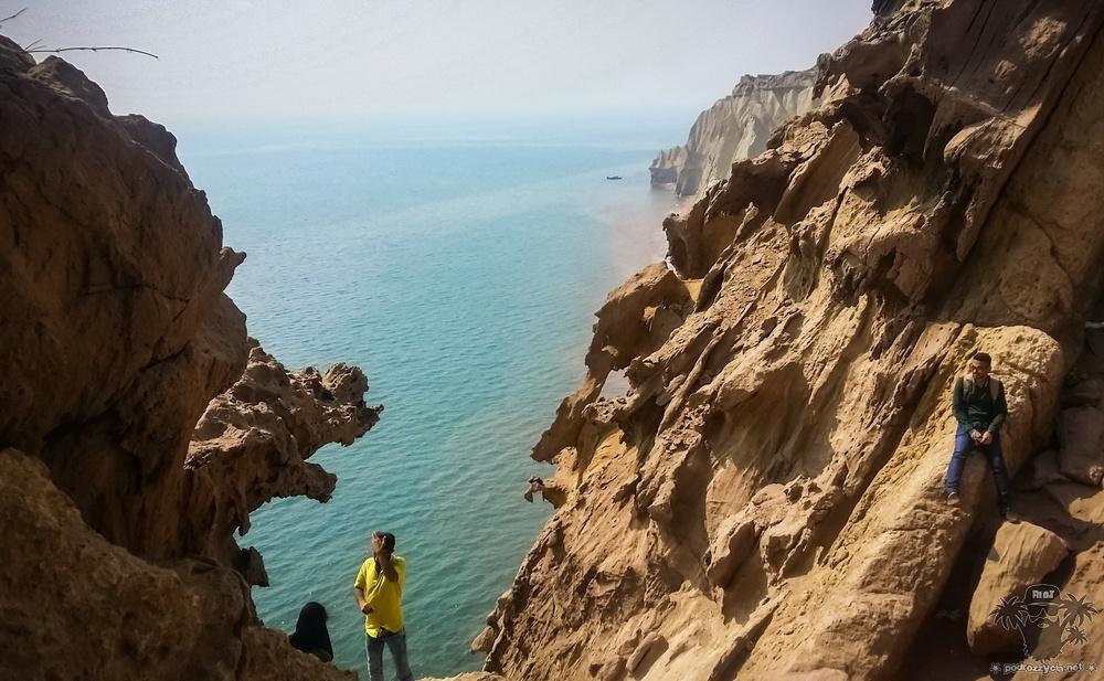 Podróż Życia, Iran, Ormuz, Hiszpańskie Wybrzeże