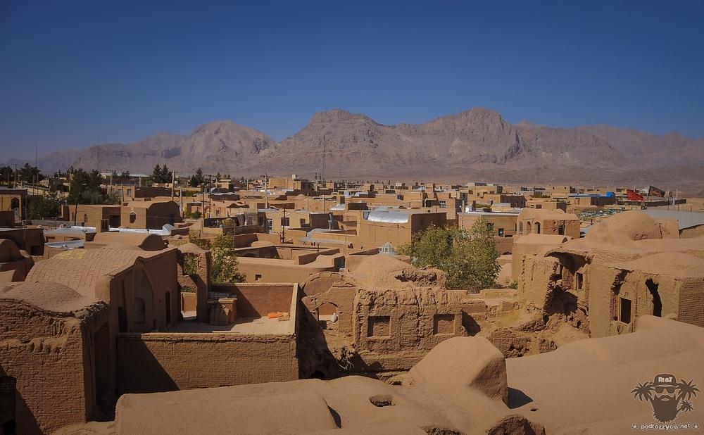 Podróż Życia, Iran, Nowy Kharanaq