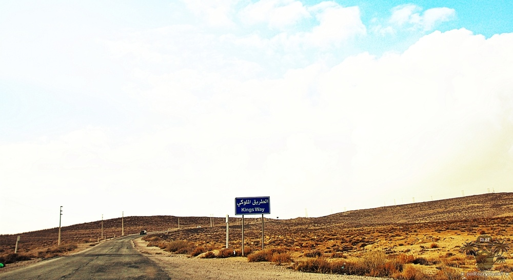 Jordania, King's Highway
