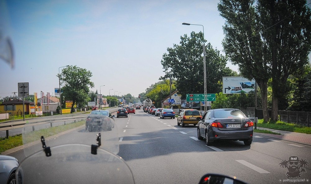 Podróż Życia, Białoruś motocyklem
