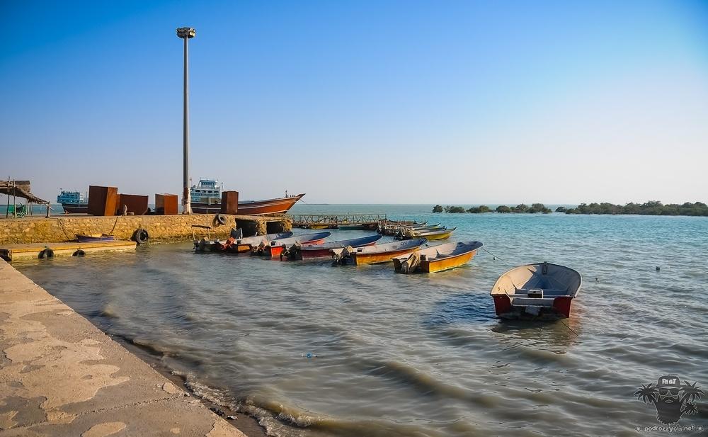 Podróż Życia, Iran, Keszm, Laft