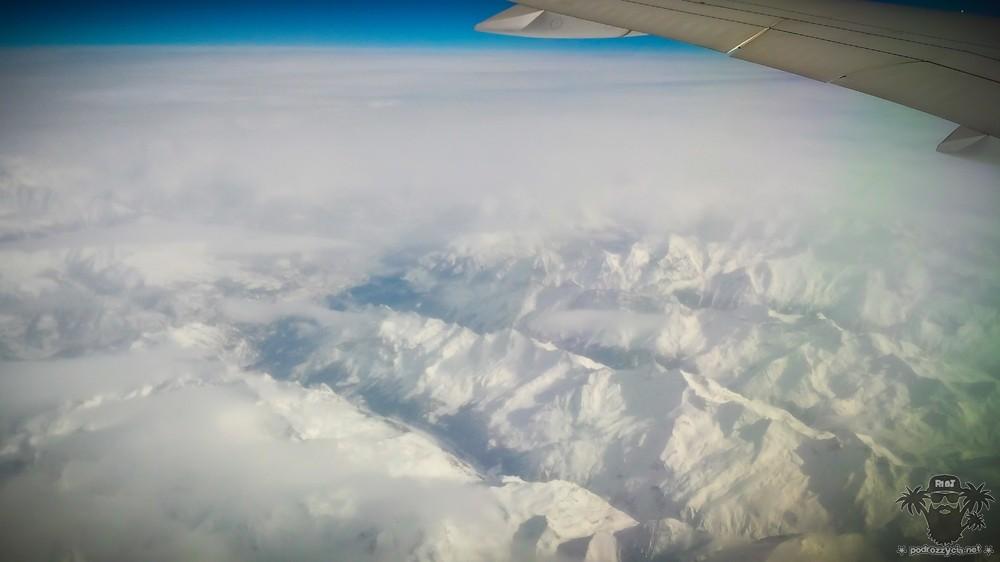 Podróż Życia, Alpy