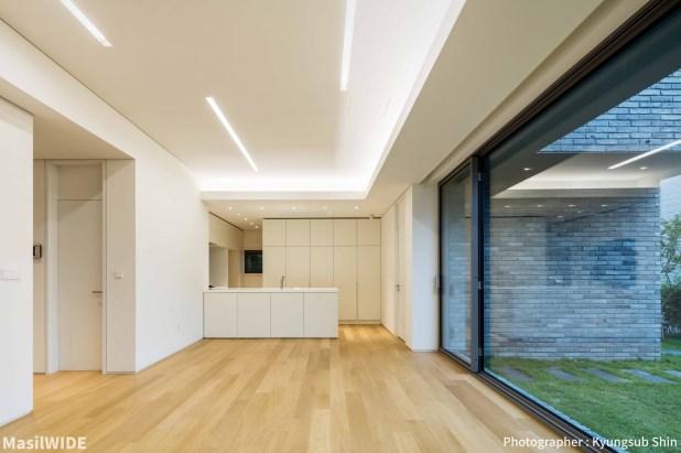 Pangyo-dong_houses_Studio_BA_1F_livingroom