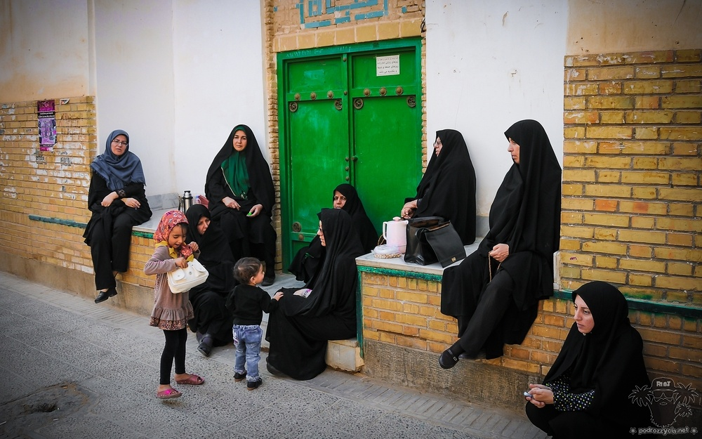 Podróż Życia, Iran, Jazd