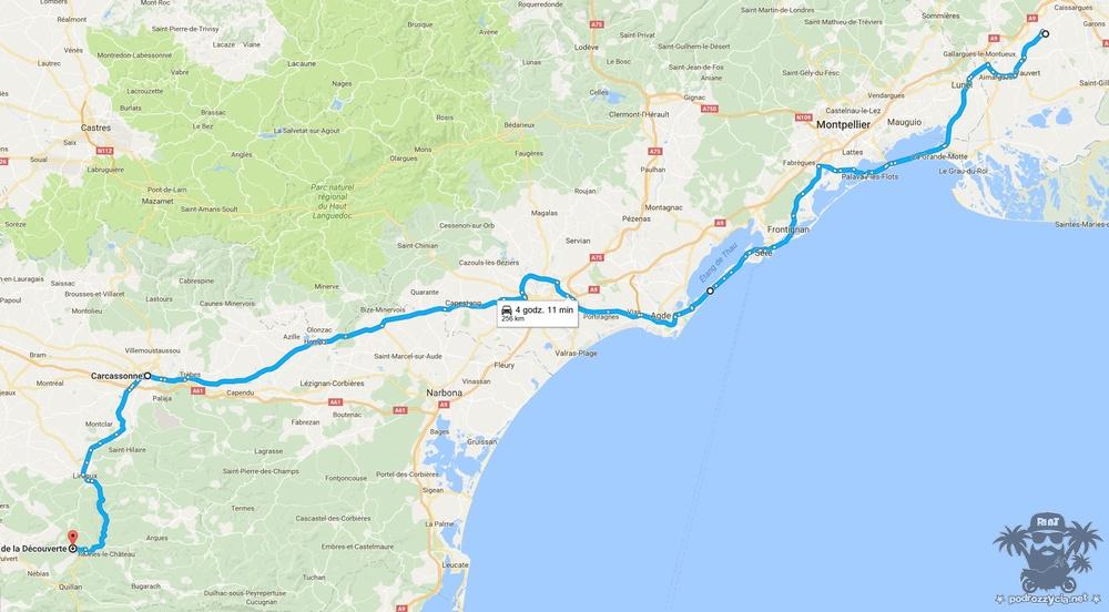 Podróż Życia, Najmniejsze Kraje Europy. Mapa, dzień 11.